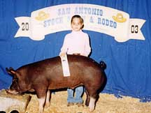 2003 San Antonio3rd Place heavy weight Berk