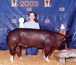 2003 Houston3rd Place light weight Berk
