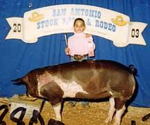 2003 San Antonio4th Place Spot Gilt