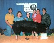 2004 Oklahoma City1st Place Berk Class 1 Gilt