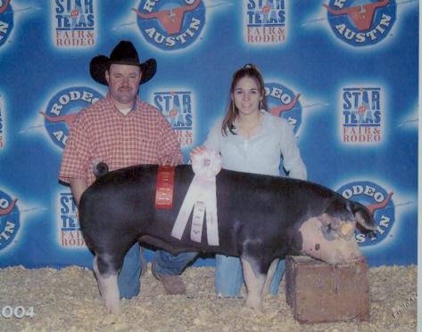 2004 Star TexasReserve Champion OPB2