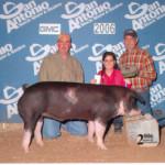 2006 Show Pig Winners
